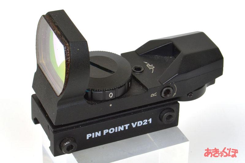 レンズプロテクター(PINPOINT VD21/MR02用)の画像