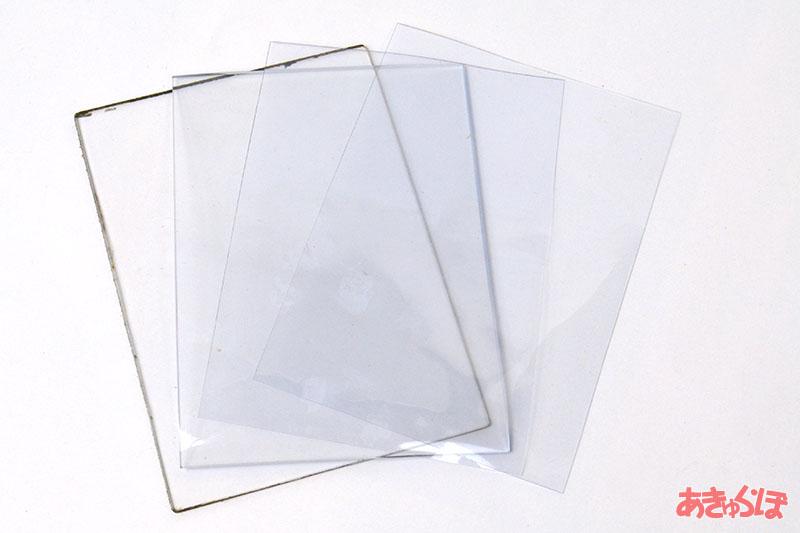 newブルズアイターゲット用 ポリカプレート&塩ビシート・セットの画像
