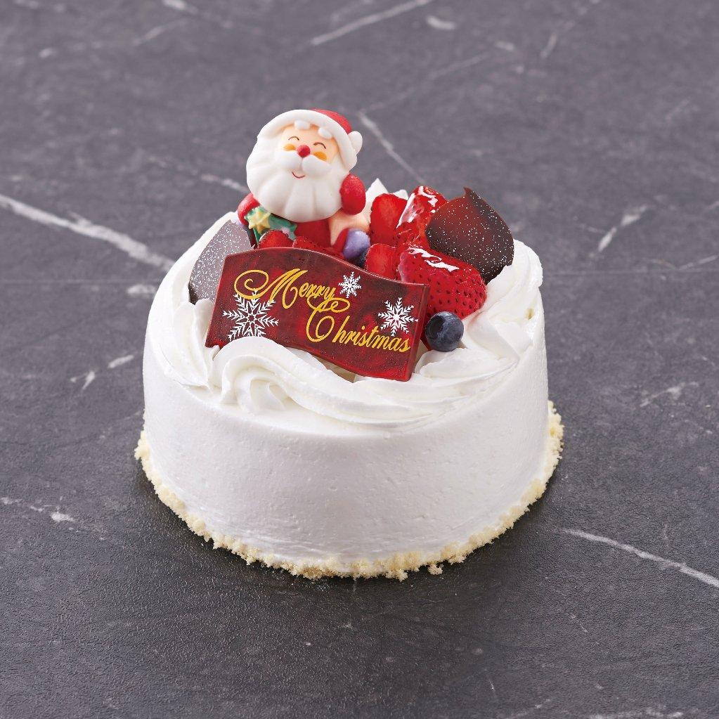 【早期予約¥500 OFF】クリスマスケーキの画像