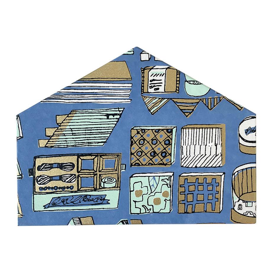 CALENDAR 2022 -お家型-画像