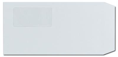 長3封筒 セロ窓Fカラースカイ 80gの画像