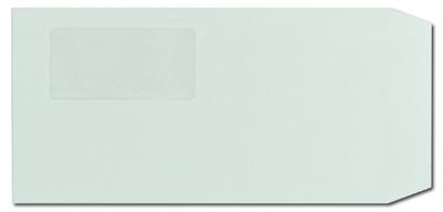 長3封筒 セロ窓Fカラーグリーン 80gの画像