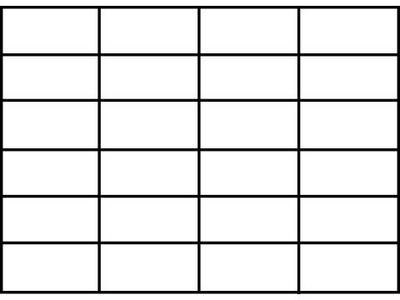 LT42 単票タックシール(4連)の画像