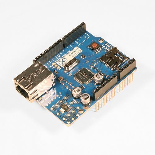 Arduino イーサネットシールド R3の画像