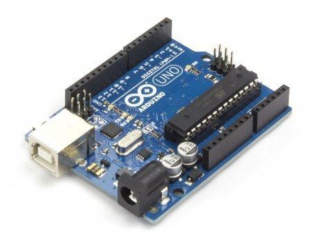 B:ArduinoでLAN&データログセットの画像