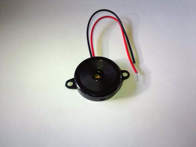 圧電スピーカーの画像