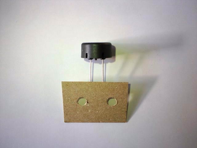 圧電スピーカー(サウンダ)PKM13の画像
