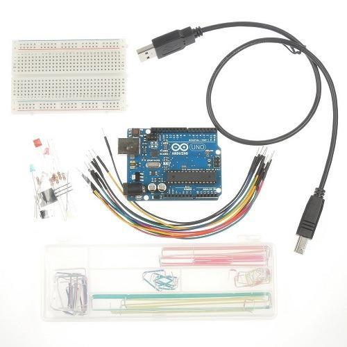 C:Aセット+Arduinoイーサネットシールドの画像