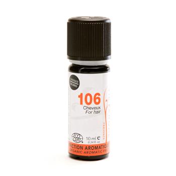 【 髪、頭皮の悩みに】 「106(ヘアケア)」フリクションオイル容量10mlの画像