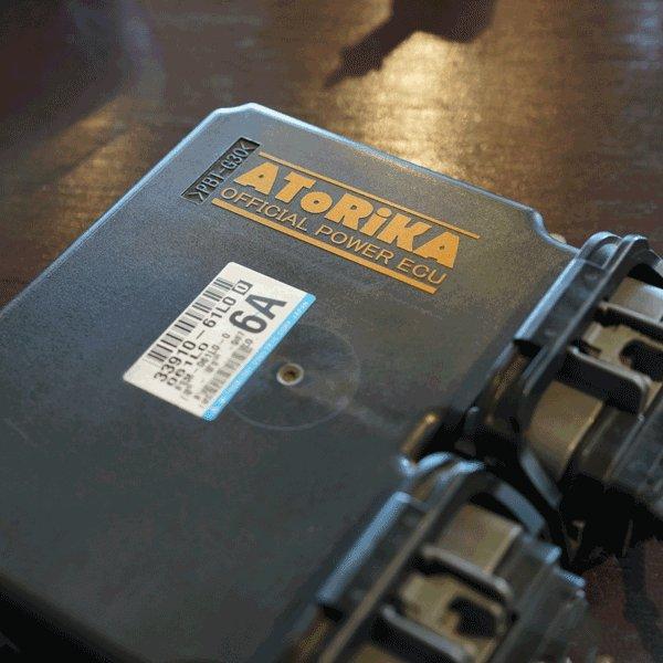 パワーコンピューター ジムニー JB23W Power ECU(ECM) ECU書き換え リミッター解除画像