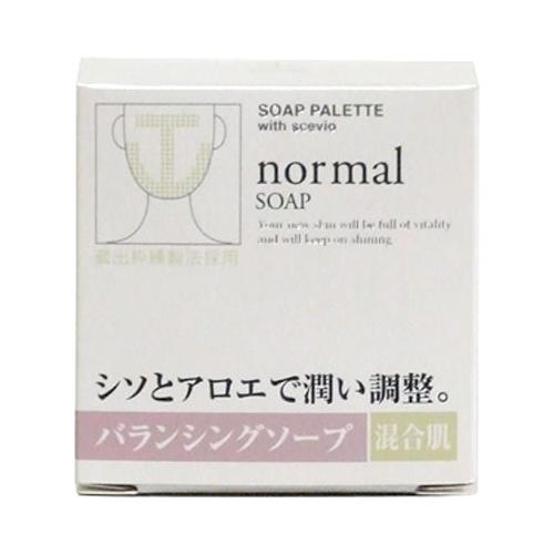 在庫限りアウトレット商品【潤いバランス石鹸】バランシングソープ 100gの画像