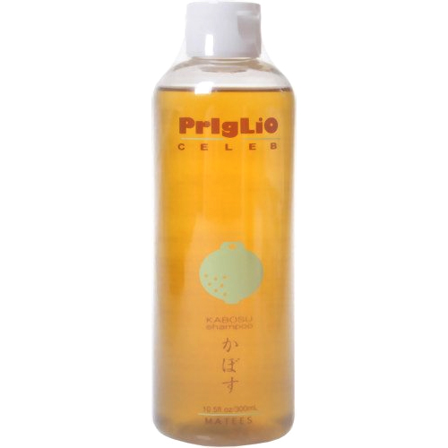 在庫限りOUTLET商品【髪質向上】プリグリオ かぼすシャンプー 300ml画像