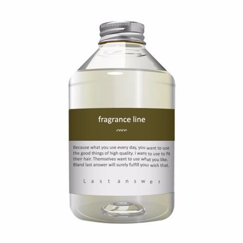 【fragrance line】ラストアンサー シャンプー13「coco」470ml<美容室専売品>の画像