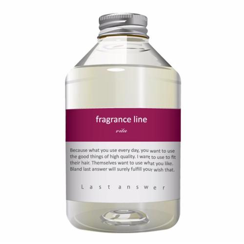 【fragrance line】ラストアンサー シャンプー12「vita」470ml<美容室専売品>画像