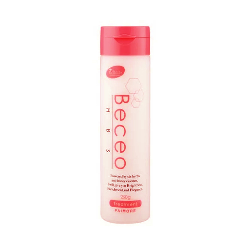 【集中ケア】Beceo HBS Treatment 250g/800g<美容室専売品>画像