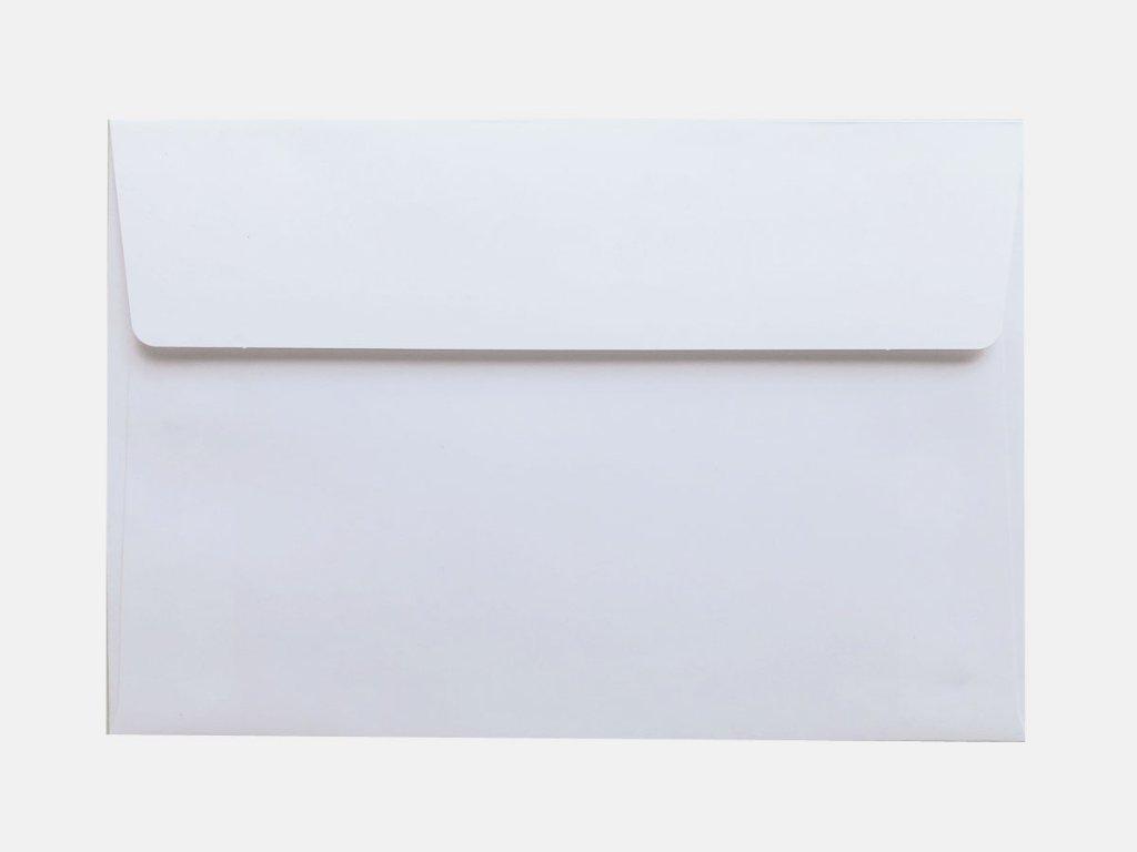 洋形1号封筒(カマス貼/ホワイト)の画像