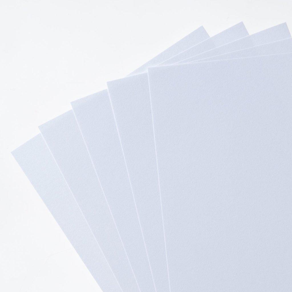 招待状 中紙用紙(天使の羽/スタードリーム/ティアラ)の画像