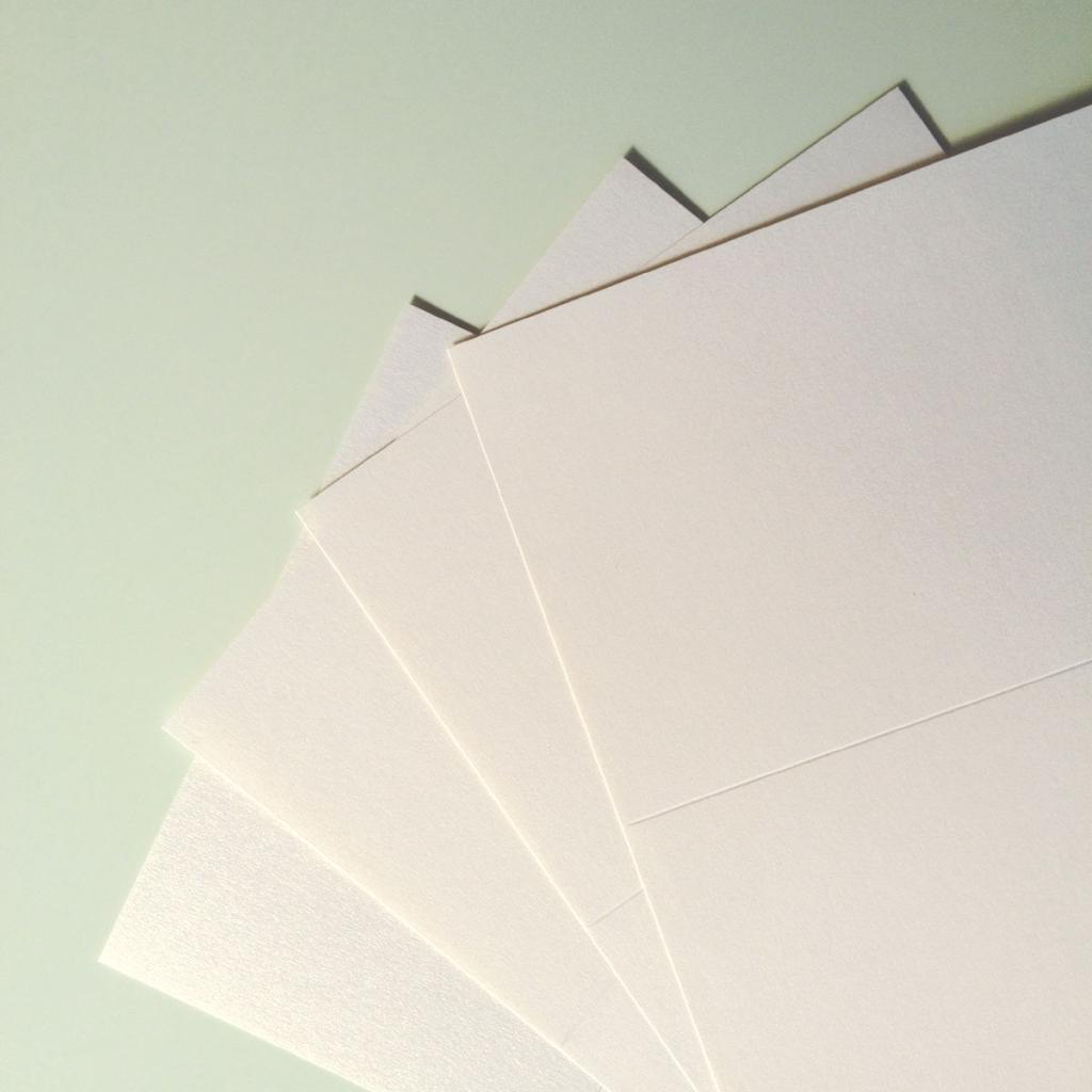 招待状 中紙用紙(エレガント)の画像