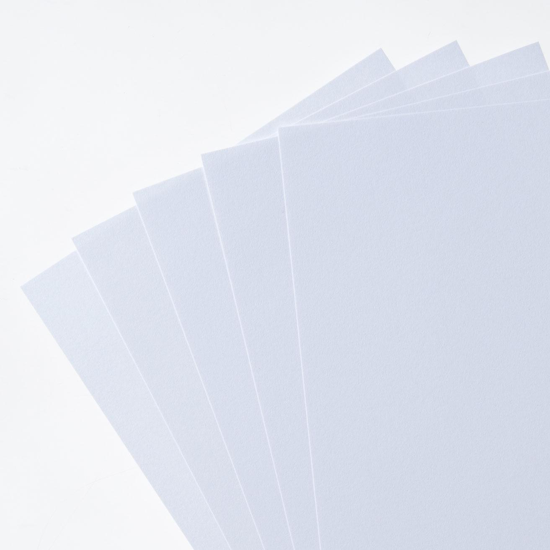 席次表 中紙用紙画像