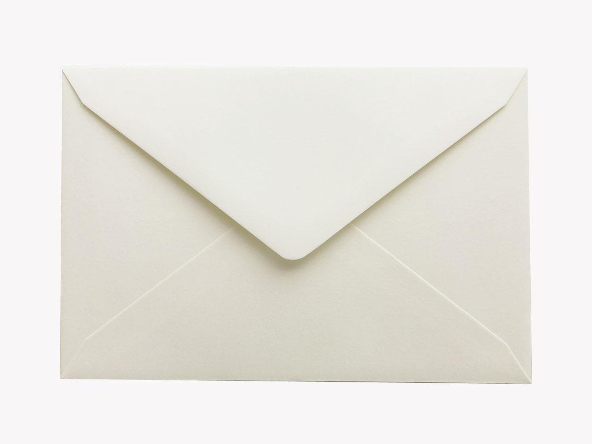 洋形1号封筒(ダイヤ貼/クリーム)画像