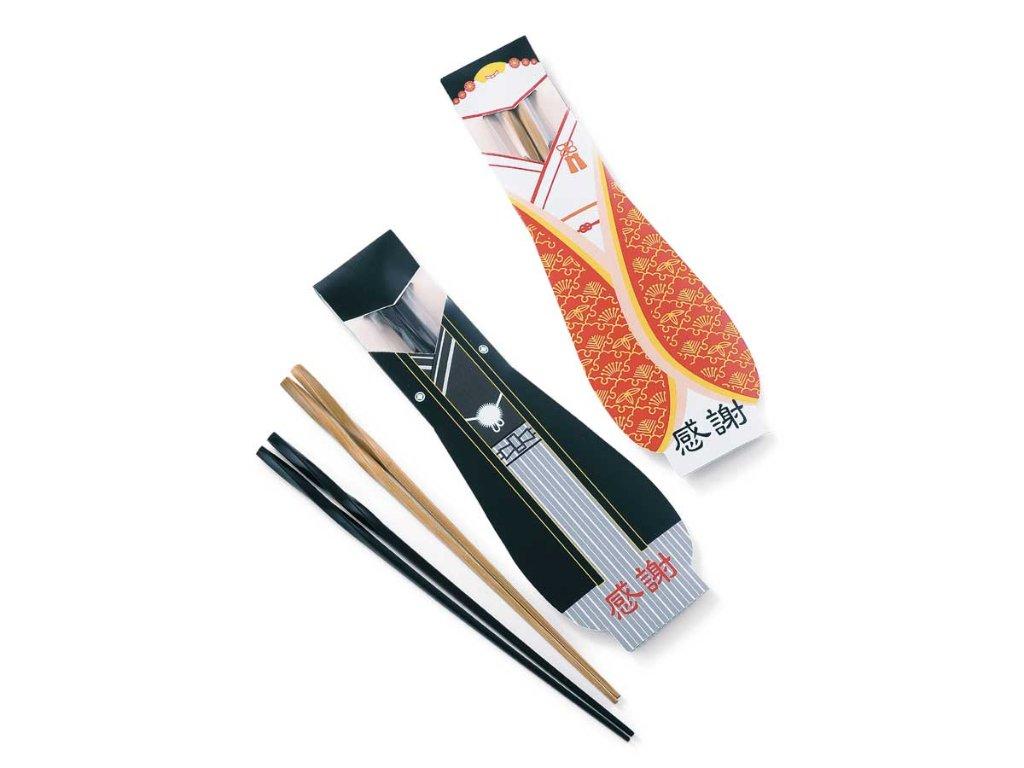 感謝の「箸」渡しの画像