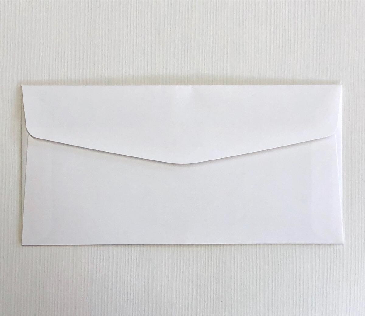 封筒(シックスペンス用)画像