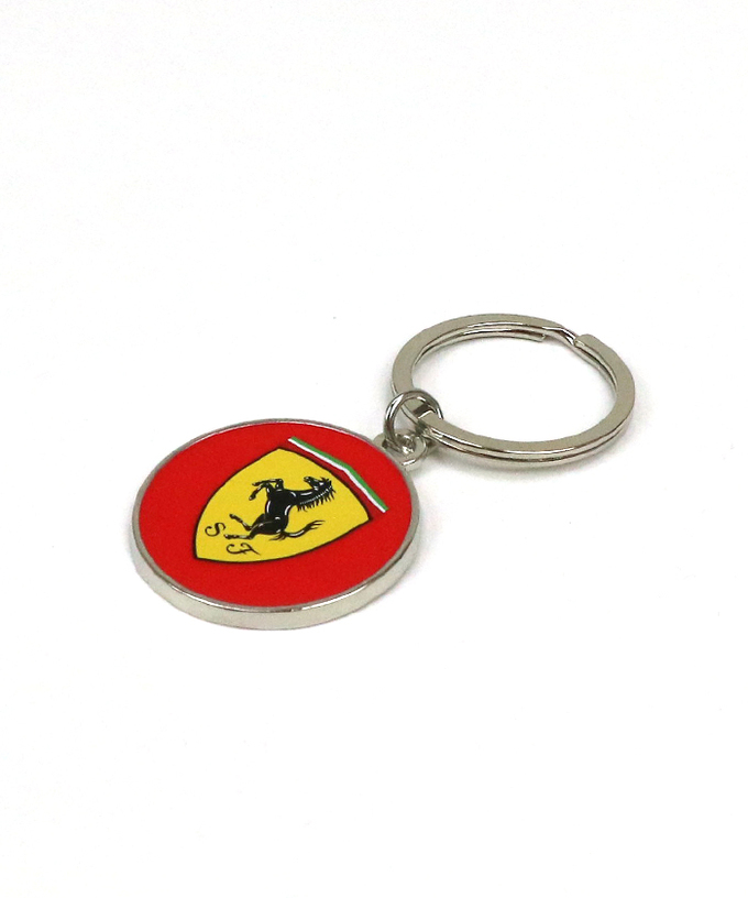フェラーリ SF ROUNDAL キーリングの画像