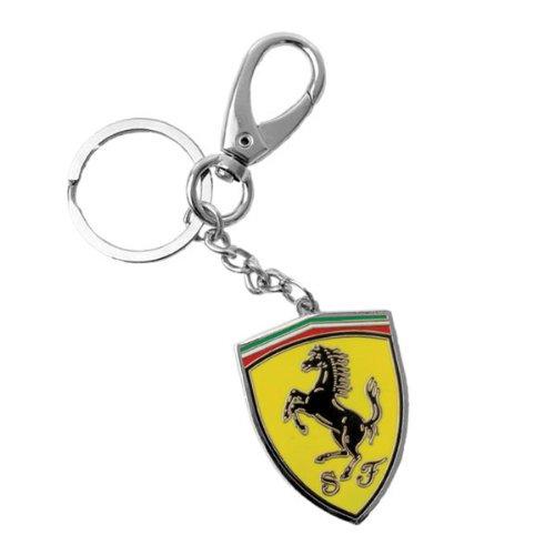 フェラーリ メタルシェルドキーリングの画像