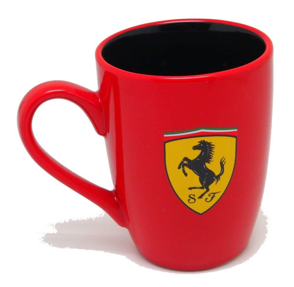 スクーデリア フェラーリ シールドマグ レッドの画像