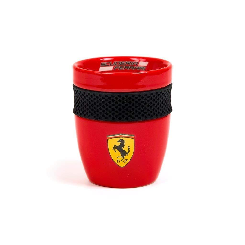 スクーデリア フェラーリ セラミックカップ レッドの画像