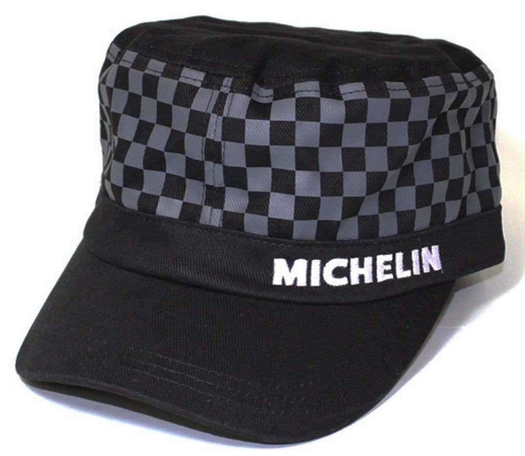 MICHELIN  ミシュラン オフィシャル ワークキャップ (チェッカー)の画像