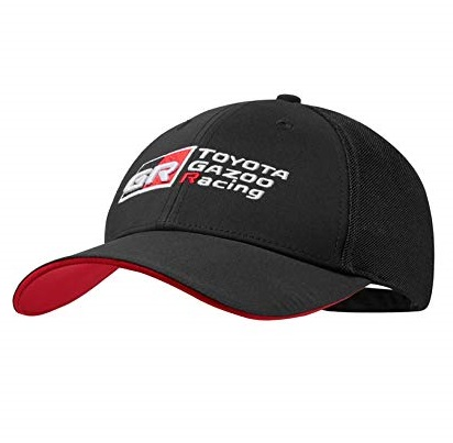 TOYOTA GAZOO Racing オフィシャル チーム ベースボール CAPの画像