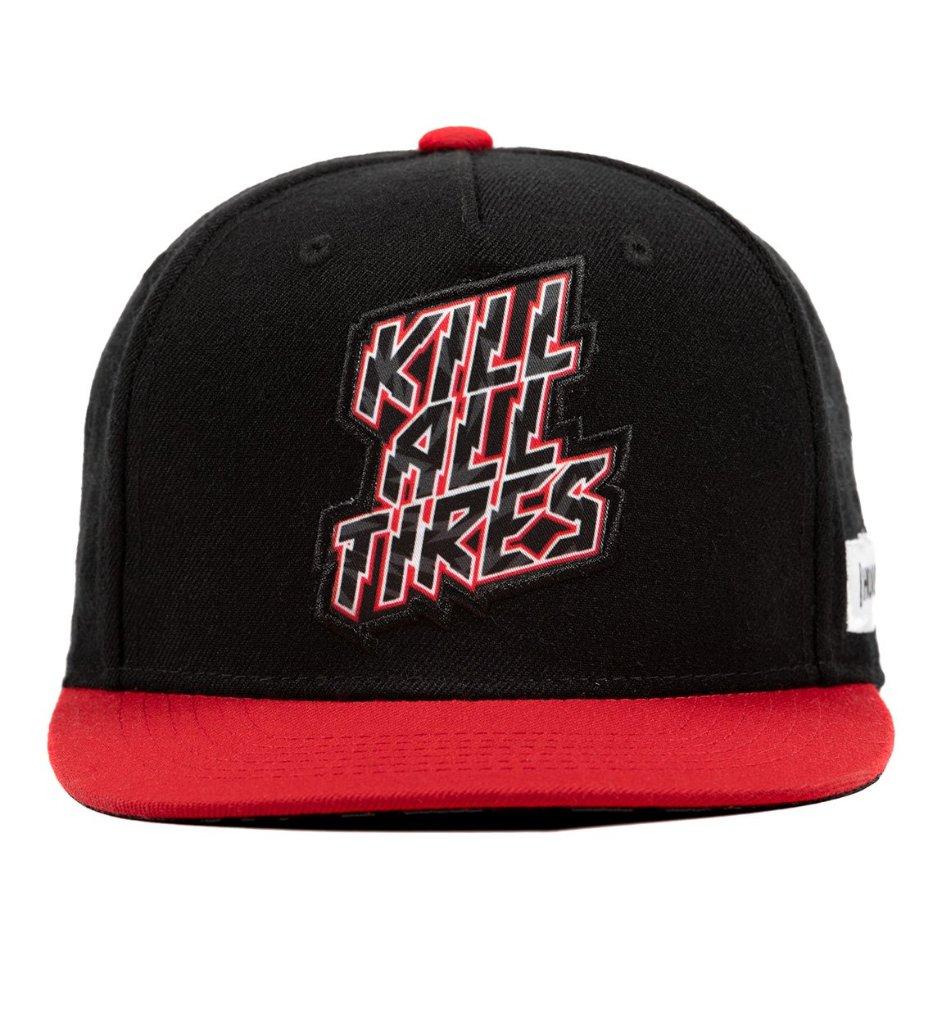 フーニガン KILL ALL TIRES GT スナップバック ハットの画像