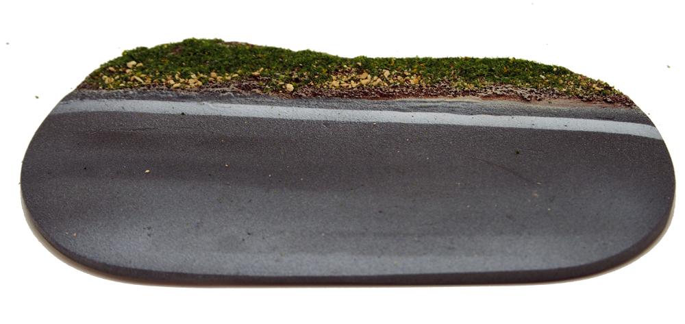 リアルプロダクト 1/43用 ディスプレイジオラマ D2 Route 1の画像