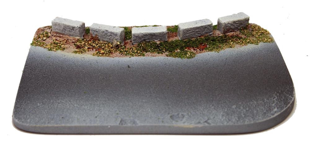 リアルプロダクト 1/43用 ディスプレイジオラマ D25 アルプスの画像