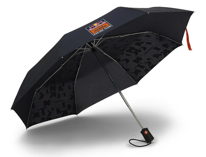 レッドブル KTM Racing Team オフィシャル Mosaic コンパクトアンブレラ 折り畳み傘 の画像