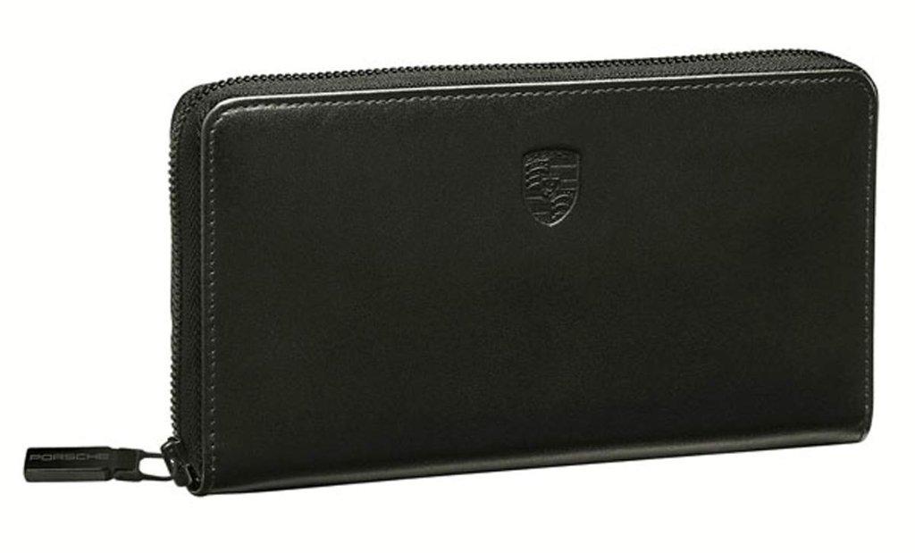 ポルシェ オフィシャル ドライバーズコレクション ウォレット 長財布の画像