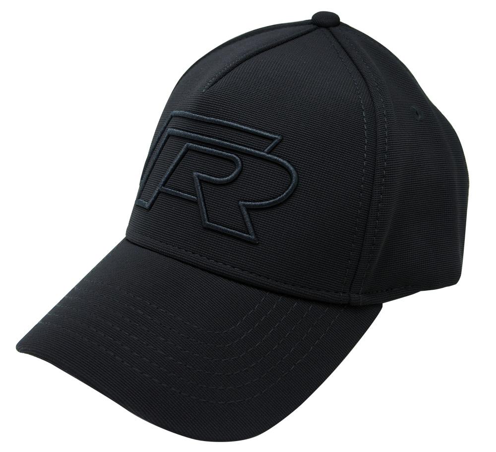 フォルクスワーゲン VW オフィシャル 「 R 」 CAP ブラック の画像