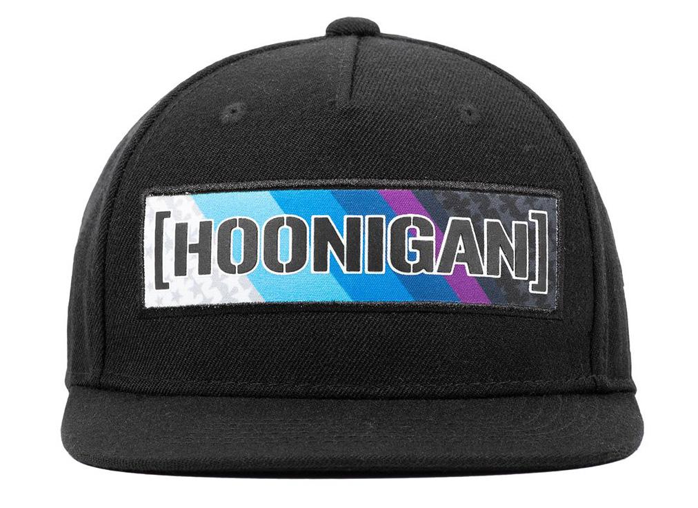 HOONIGAN KB19 Censor Bar スナップバック キャップの画像
