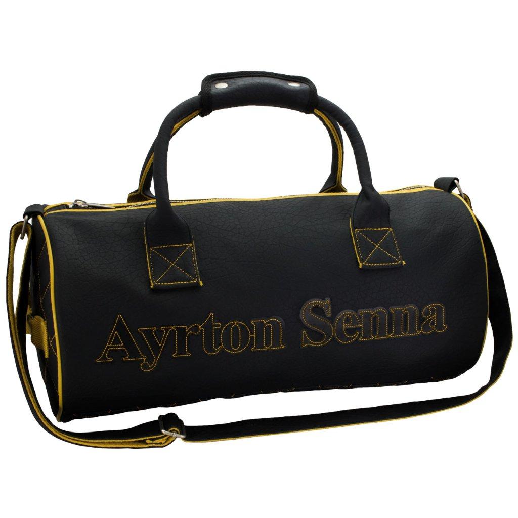 アイルトン・セナ クラシック チーム ロータス スポーツバッグの画像