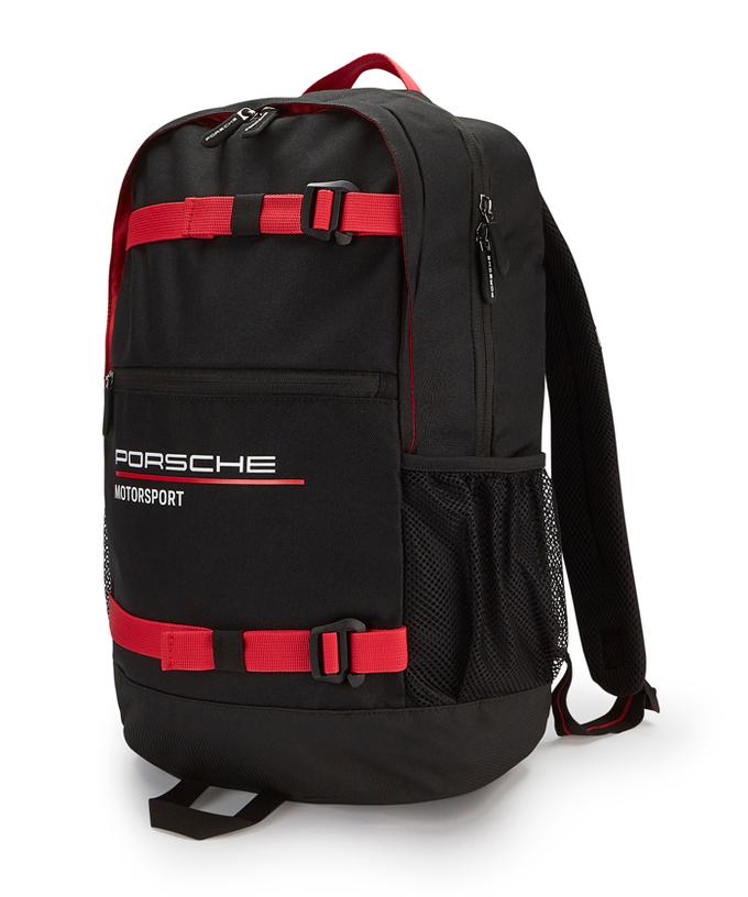 ポルシェ モータースポーツ オフィシャル バッグパックの画像