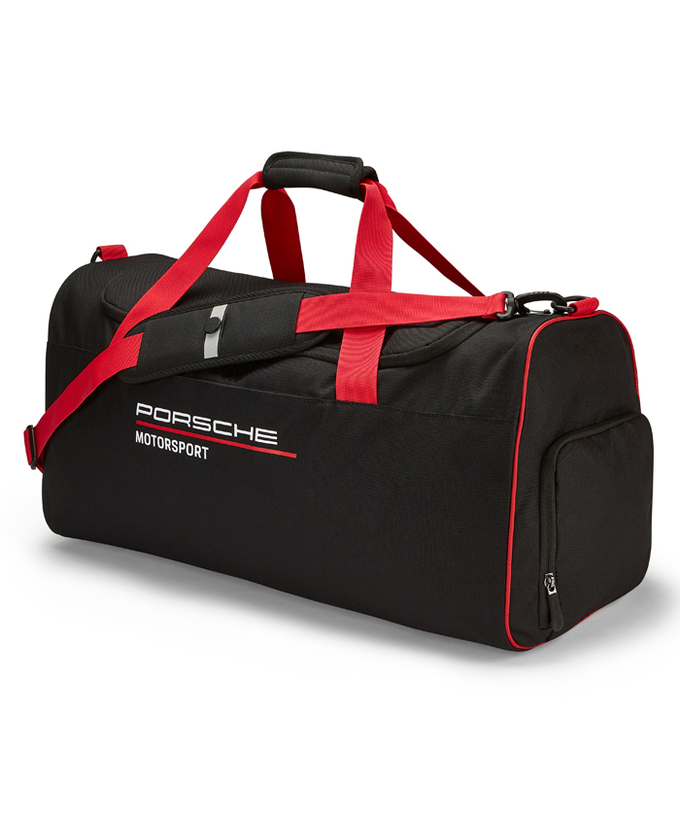 ポルシェ モータースポーツ オフィシャル スポーツバッグの画像