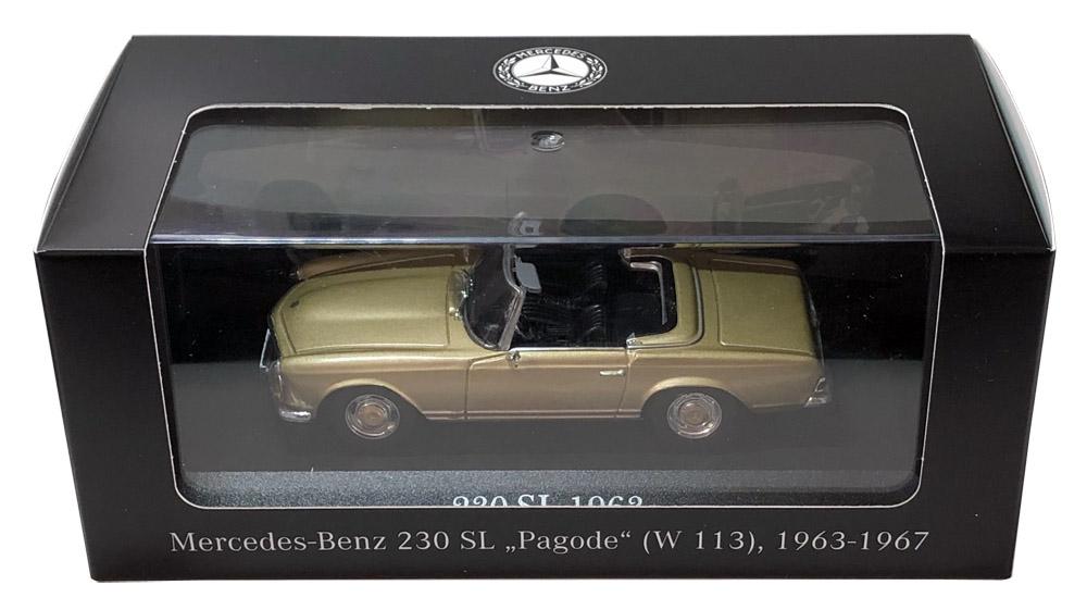 Mercedes-Benz 1/43 230 SL Pagode (W 113) 1963-1967の画像