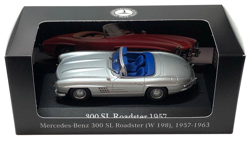 Mercedes-Benz 1/43 300 SL Roadster (W 198) 1957-1963の画像