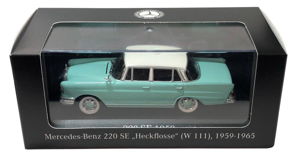 "Mercedes-Benz 1/43 220 SE ""Heckflosse"" (W111) 1959-1965の画像"