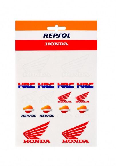 2020 レプソル ホンダ HRC ステッカーセット (M)の画像