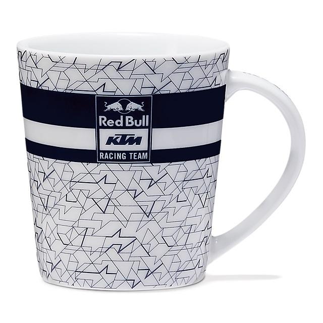 Red Bull レッドブル KTM Racing Team オフィシャル モザイク Evo マグカップ ネイビーの画像