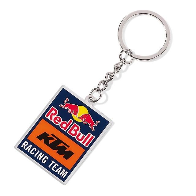 Red Bull レッドブル KTM Racing Team オフィシャル エンブレム キーリングの画像