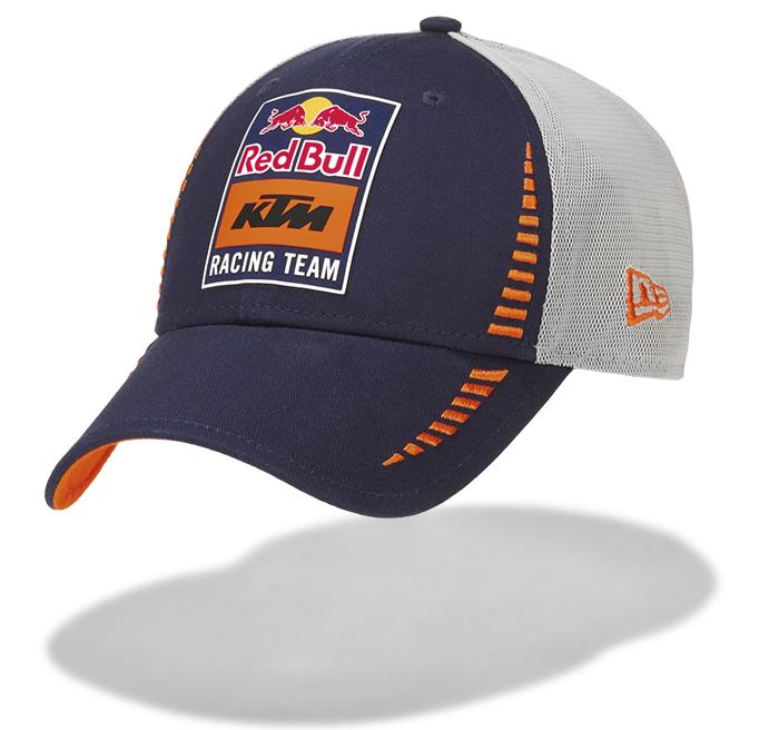 レッドブル KTM Racing Team オフィシャル NewEra 9Forty トラッカー B/B Cap の画像