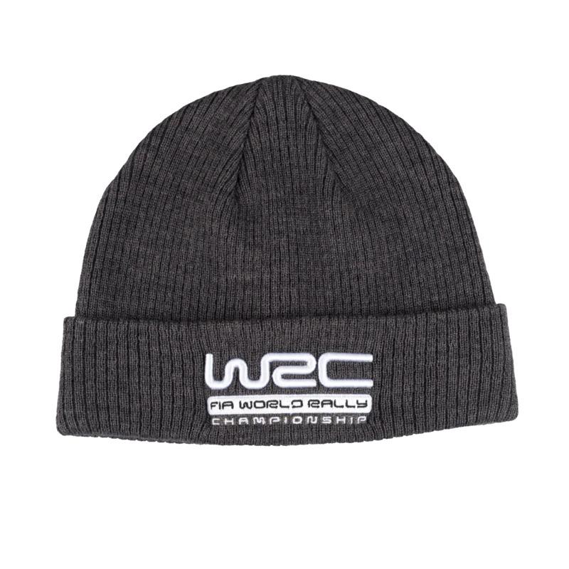 WRC オフィシャル Ribbed ビーニー グレーの画像